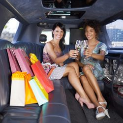 shopping-limo-service